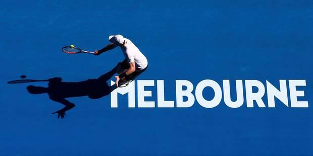 Temps forts, interviews, ... toutes les vidéos de l'Australian Open - La Libre