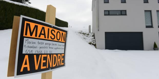 2016, une année record pour le marché immobilier belge - La Libre