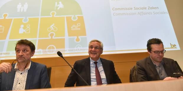 La majorité entrouvre la porte à une compensation des futures diminutions de cotisations - La Libre