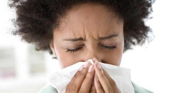 Le seuil épidémique de la grippe officiellement dépassé en Belgique - La Libre
