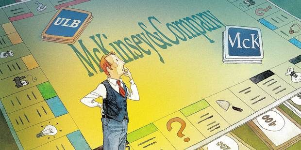 Pourquoi nous ne voulons pas accueillir McKinsey (OPINION) - La Libre