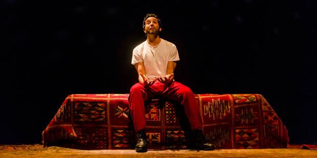 Roda Fawaz, le talent en route - La Libre
