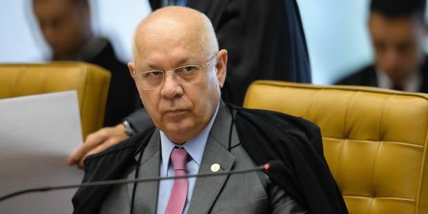 Brésil : un juge clé de l'enquête Petrobras tué dans un accident d'avion - La Libre