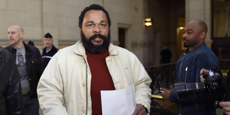 Dieudonné condamné à 2 mois de prison pour avoir tenu des propos antisémites et révisionnistes