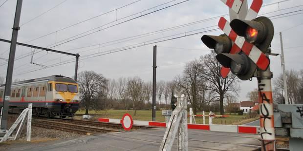 Une femme happée par un train perd la vie près de la gare de Genval - La Libre