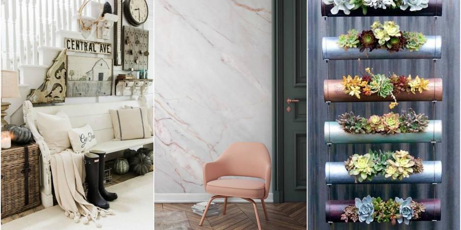 pinterest tendances d co pour 2017 la libre. Black Bedroom Furniture Sets. Home Design Ideas