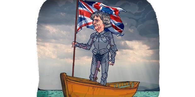 Et si Theresa May avait une stratégie? (OPINION) - La Libre