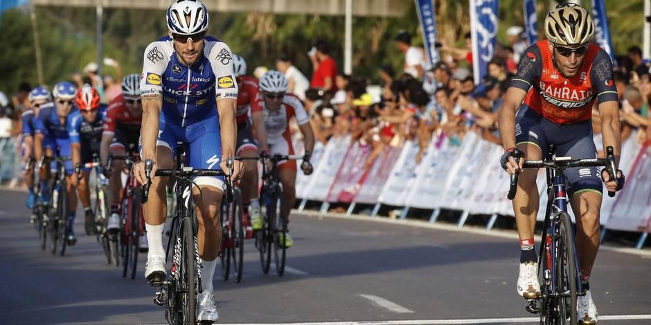 Tour de San Juan: Tom Boonen remporte la 2e étape
