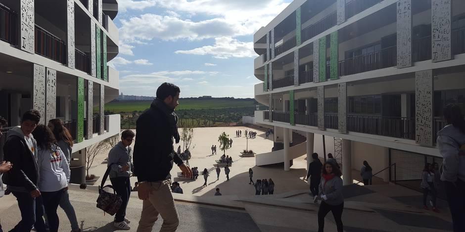 Rudy Demotte au Maghreb, ou la diplomatie par les écoles (CARTE) - La Libre