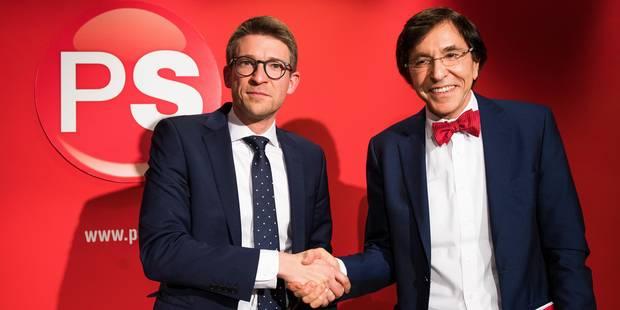 Gouvernement wallon : Pierre-Yves Dermagne remplace Paul Furlan - La Libre
