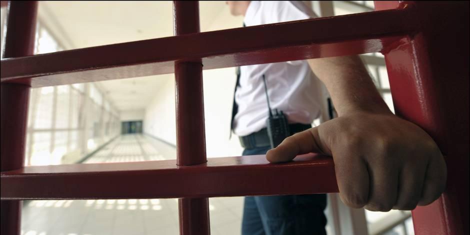 Il y a 450 radicalisés en prison: le problème se pose surtout du côté francophone