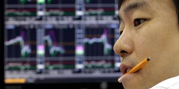 Les investisseurs chinois à court de liquidités - La Libre