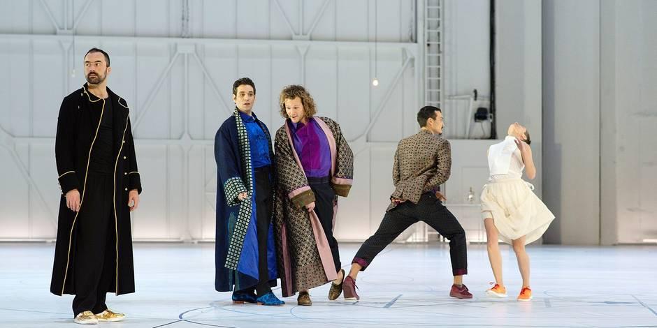 Anne Teresa De Keersmaeker et Philippe Jordan dédoublent à l'Opéra de Paris