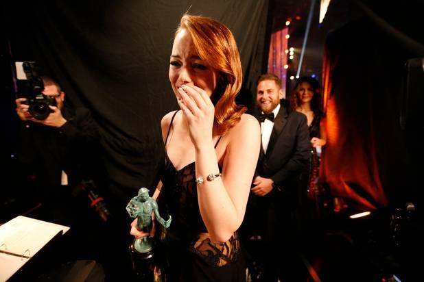 Super 23E Cérémonie Des Screen Actors Guild Awards magnifique tapis rouge pour les sag awards qui couronnent à nouveau