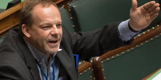 Damien Thiéry ne peut pas être nommé bourgmestre de Linkebeek durant cette législature - La Libre