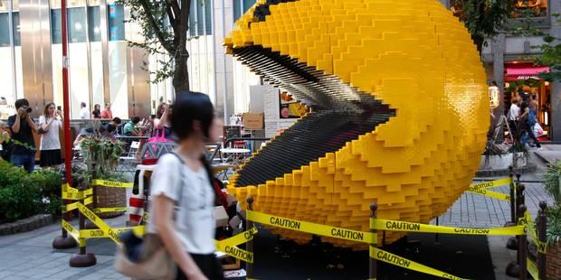 La saga Pac-Man défie le temps qui passe - La Libre