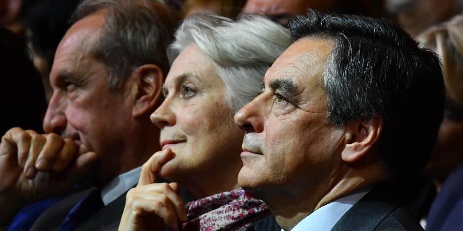 Penelope Fillon aurait touché plus de 900.000 euros