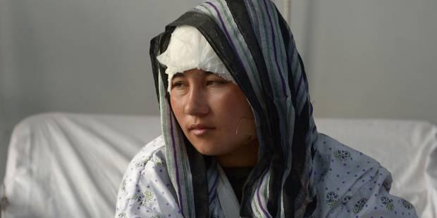 Afghanistan: Zarina, 23 ans, les oreilles coupées par son mari - La Libre
