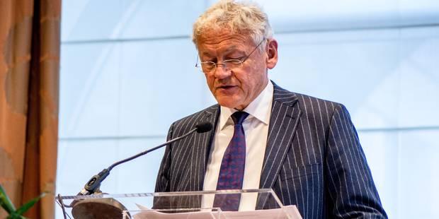 Le ministre Bellot décroche son milliard pour le RER: Voici les détails du prêt - La Libre