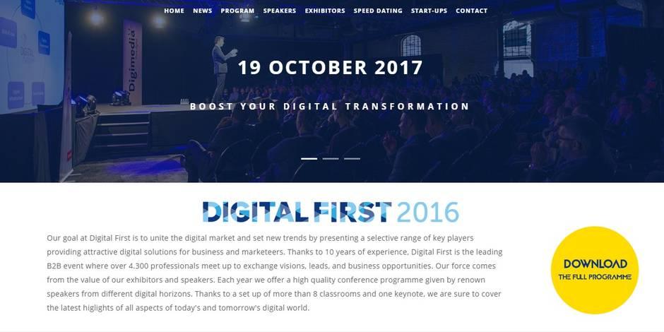 Bruxelles se dote, à son tour, d'une stratégie numérique