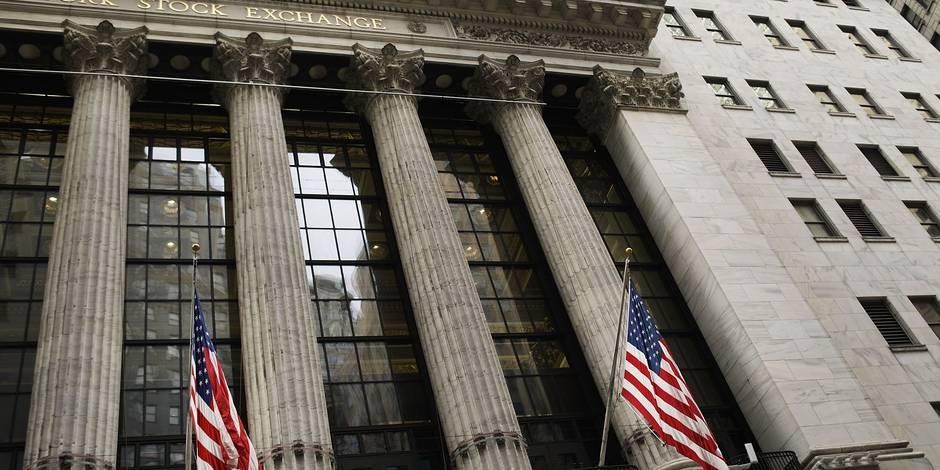 Revue boursière: zone de turbulences - La Libre