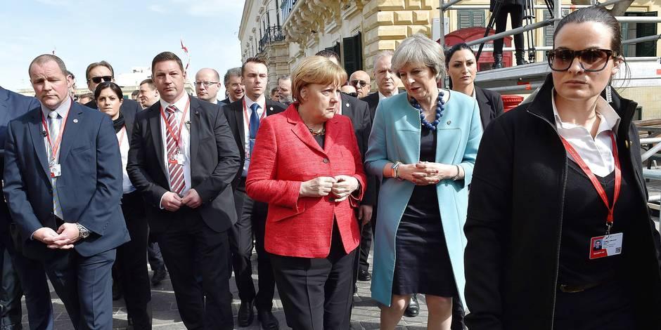 Sommet européen: malgré lui, Donald Trump pousse l'Europe à s'unir - La Libre