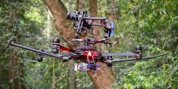 Le drone va-t-il nous sauver ? - La Libre