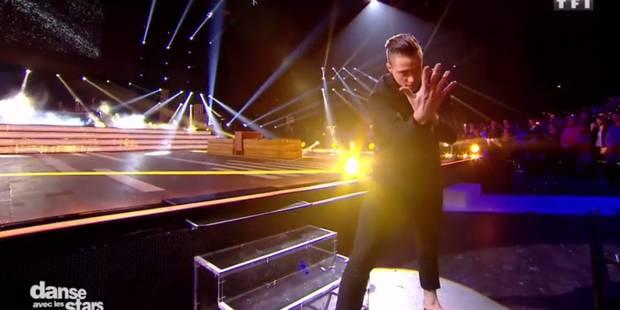 Danse avec les Stars: Loïc Nottet tient en haleine sur Sia (VIDEO) - La Libre