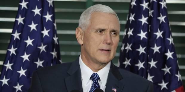 Charles Michel confirme la venue du nouveau vice-président américain à Bruxelles - La Libre