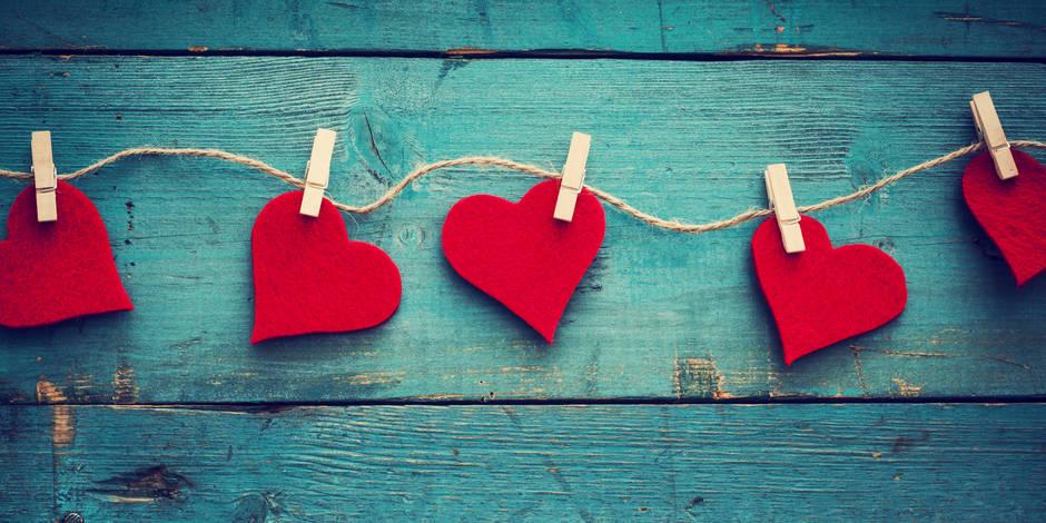 Saint-Valentin : 8 super plans pour s'offrir du bon temps