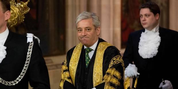 GB: fronde parlementaire contre une éventuelle intervention de Trump - La Libre