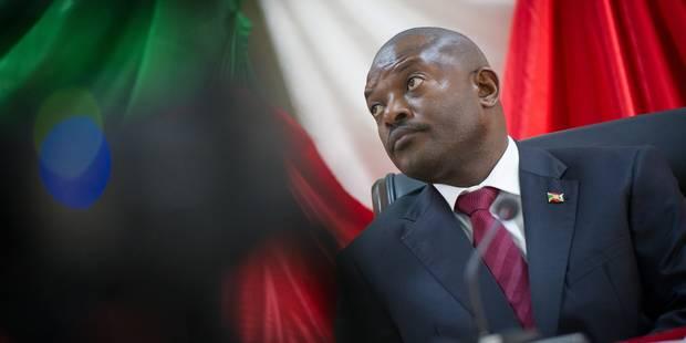 Le président du Burundi accuse la Belgique d'avoir semé les divisions ethniques - La Libre