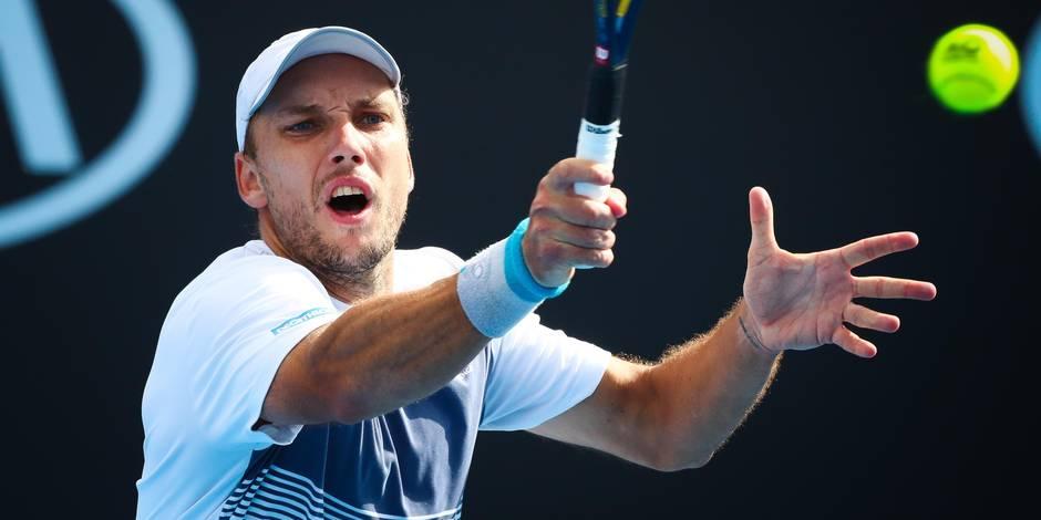 ATP Sofia: Darcis se hisse au deuxième tour