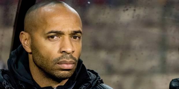 """Thierry Henry se livre: """"Je veux devenir coach numéro 1 à l'avenir"""" - La Libre"""
