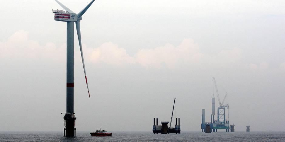 Marghem devra réduire les subsides aux éoliennes en mer du Nord