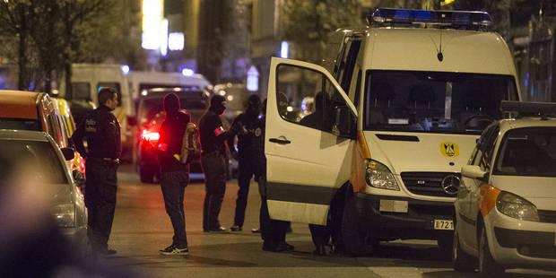 Combattants de retour de Syrie : vaste opération policière en Belgique - La Libre