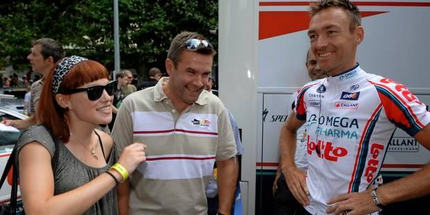 Serge Baguet, vainqueur d'étape au Tour de France 2001, est décédé à 47 ans - La Libre