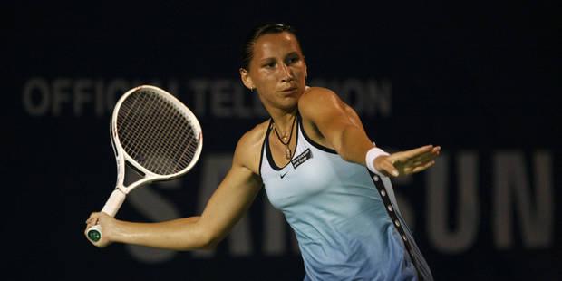 Fête, homosexualité, train de vie : Une ancienne joueuse de tennis se lâche - La Libre