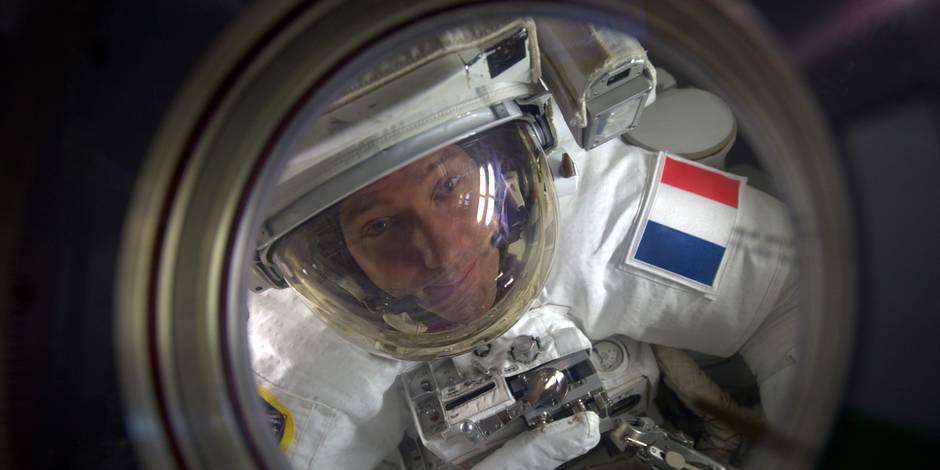 Depuis l'ISS, Thomas Pesquet photographie la Belgique de nuit... Voici comment il l'a repérée (PHOTO)