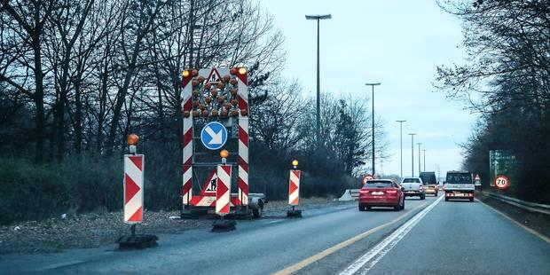La Louvière : le pont de la E42/A 15 sujet à questions - La Libre