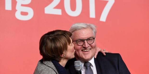"""L'Allemagne se dote d'un président """"anti-Trump"""" - La Libre"""