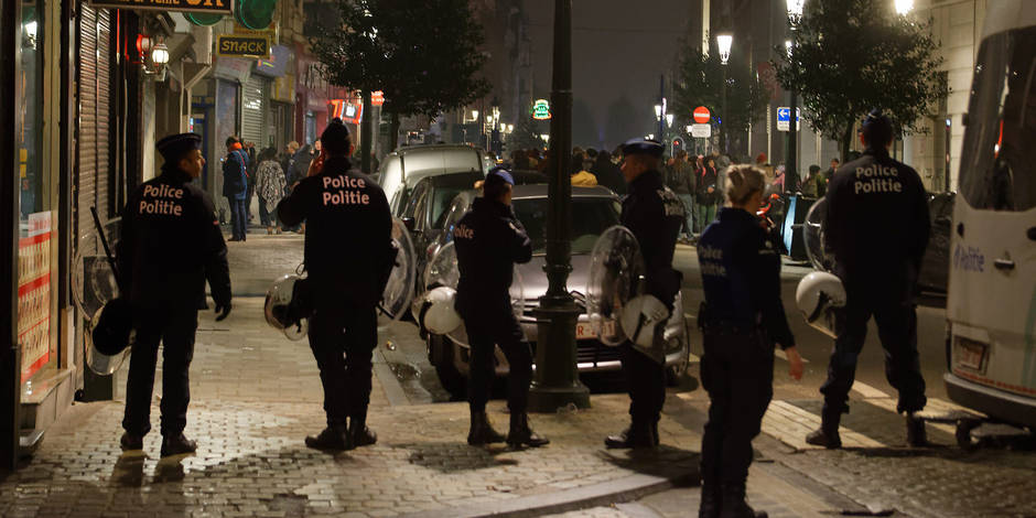 Manifestation de féministes ayant dégénéré à Bruxelles: 138 personnes identifiées