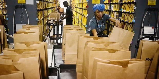 Quand la distribution se bat contre Amazon - La Libre