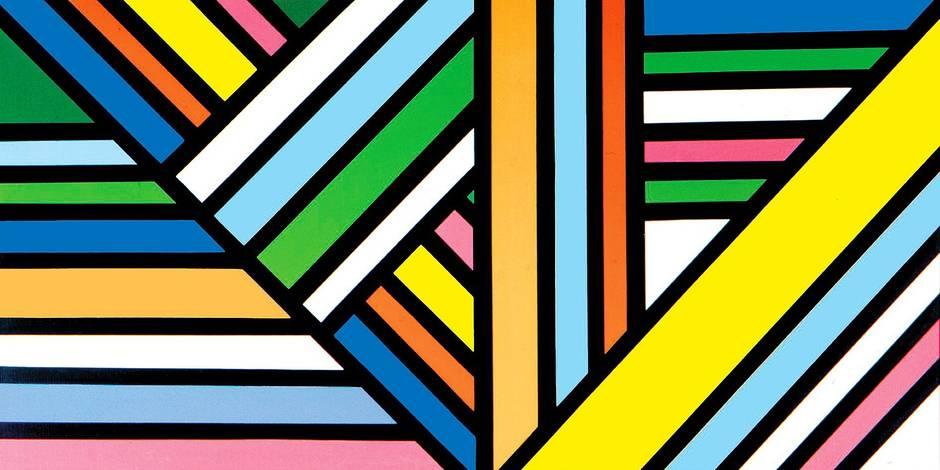 L'ULB dévoile sa collection d'art abstrait - La Libre