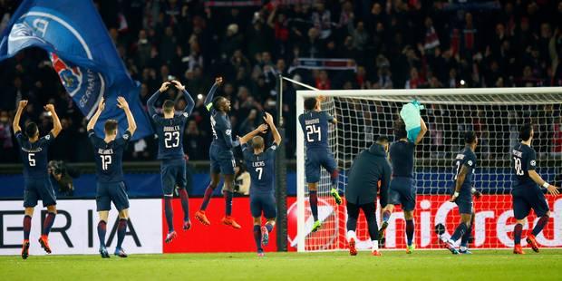 Le PSG étrille le Barça et fait un pas de géant vers les quarts (4-0) - La Libre