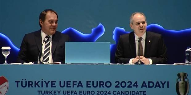 La Turquie candidate à l'organisation de l'Euro-2024 - La Libre