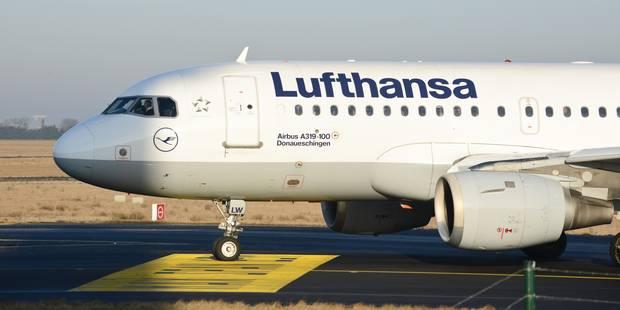 Lufthansa trouve un accord salarial avec ses pilotes - La Libre