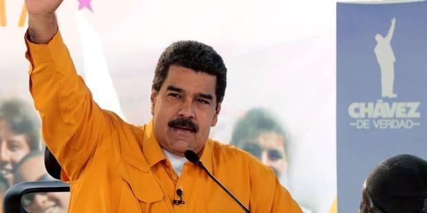 Le Venezuela suspend le signal de CNN - La Libre