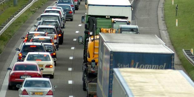 Grave accident à hauteur de Tervuren, ring fermé vers Zaventem (VIDEO) - La Libre