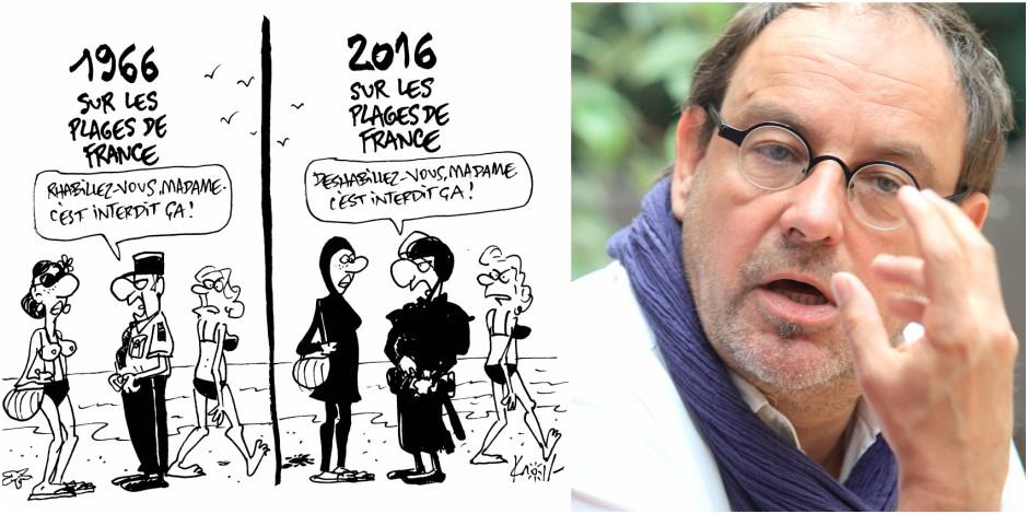 Pierre Kroll remporte le grand prix Press Cartoon Belgium 2017 (PHOTOS)